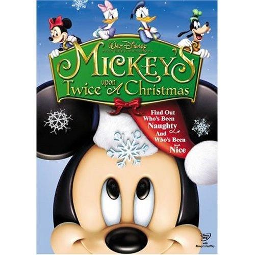Mickey s twice upon a christmas disney nick everything pinterest