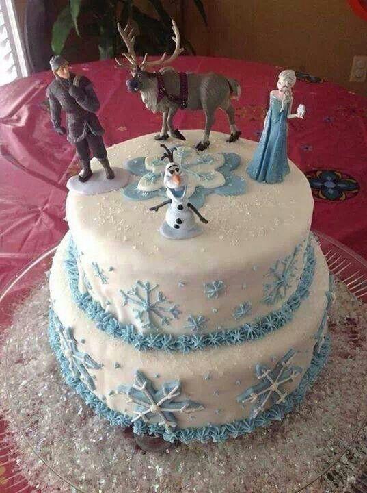 frozen cake ideas