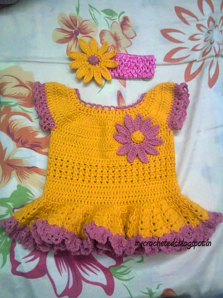 Crochet Patterns Yellow : Crochet Patterns