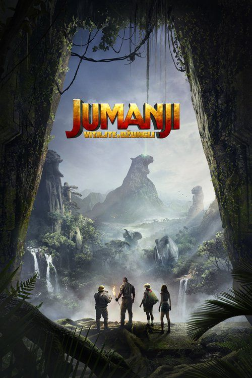 Jumanji 2 - 2018, Full Movie, Watch Online, Download HD