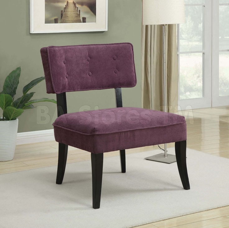 Purple Accent Chair Decor Pinterest