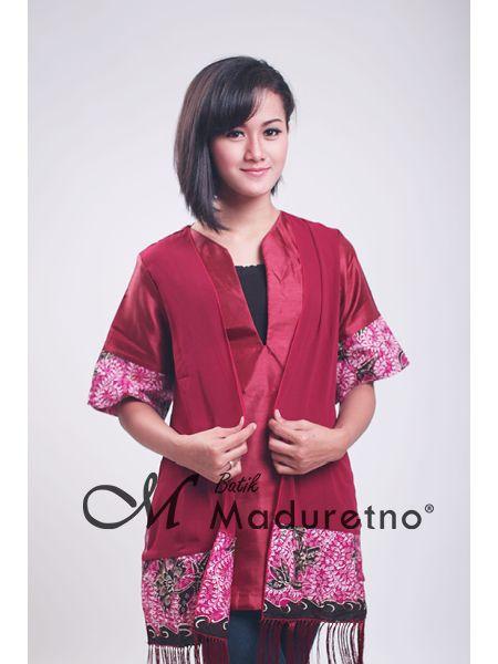 Atasan Batik Tulis | Pusat Batik Madura | Pinterest