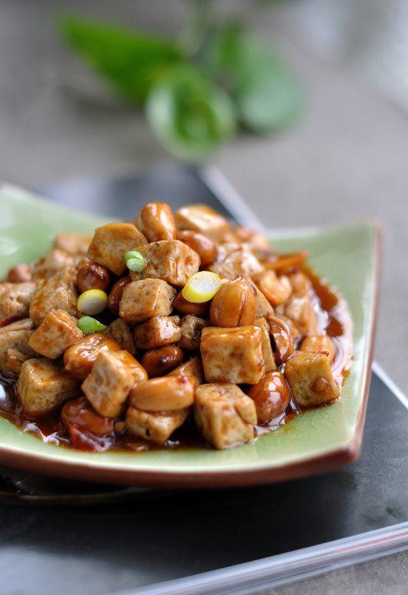 Kung Pao Tofu | Tofu | Pinterest