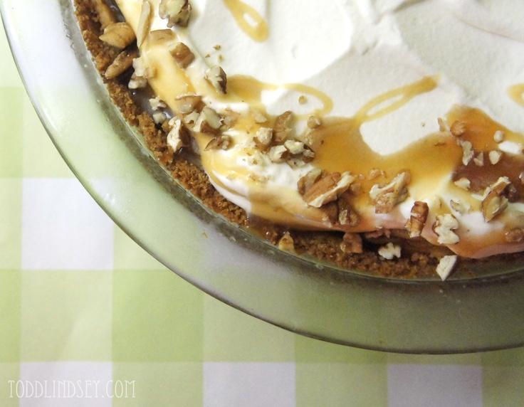 Caramel Pecan Apple Pie | Sweet Treats. | Pinterest