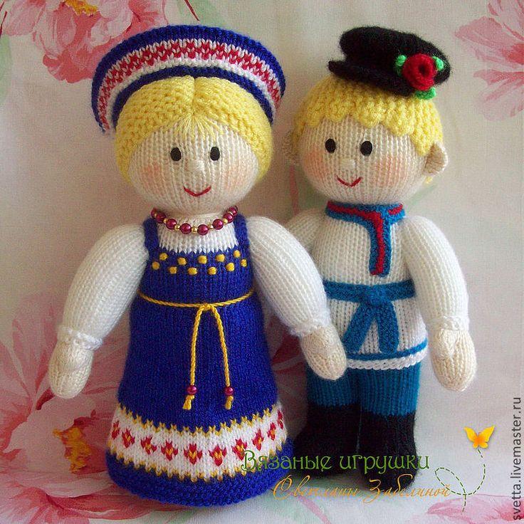 Русская кукла связать