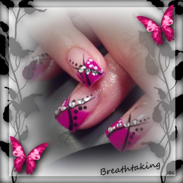 Nails apprentice program ~ she