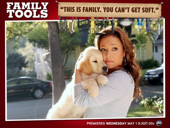 Abc s brand new comedy quot family tools quot premieres tonight 5 1 at 8 30