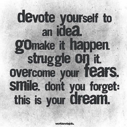 A Dream Favourite Quotes Pinterest