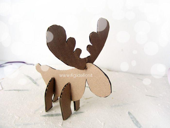 La renna di Babbo Natale