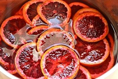 Blood Orange Marmalade | Life in Color | Pinterest