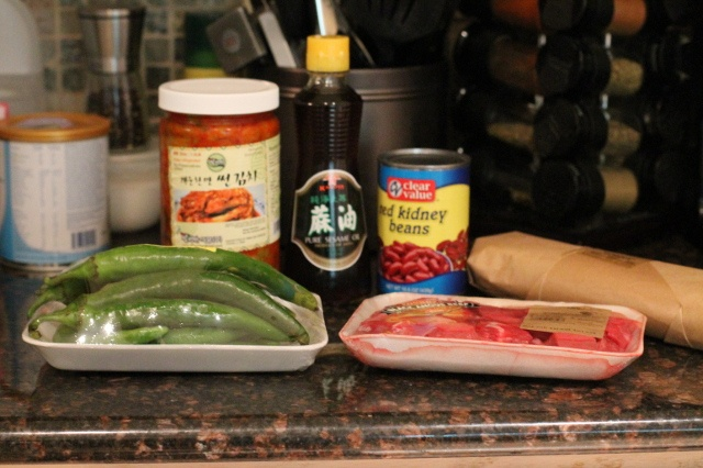 Korean Kimchi Chili | Korean/Asian (Inspired) recipes | Pinterest
