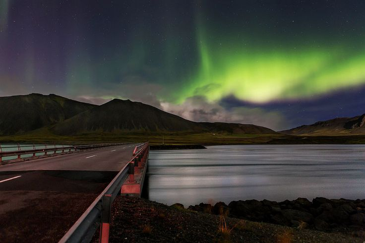 Northern Lights - by Christopher Waddell