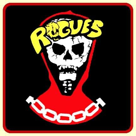 The Warriors - The Rogues logo | The Warriors | Pinterest