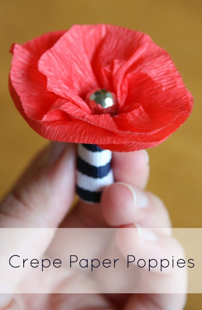 memorial day poppy coloring sheet