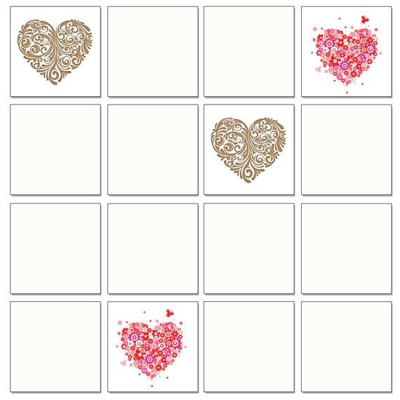 valentine heart game