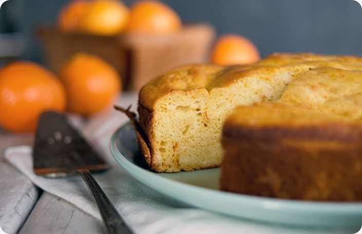 and clementine sauces a mini apricot cake recipe made with a rustic ...