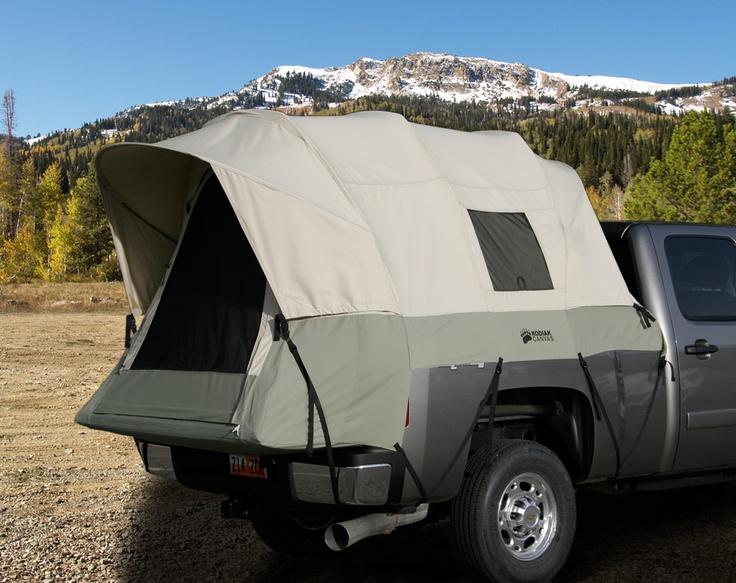 Kodiak Canvas Long Truck Bed Full Size Tent