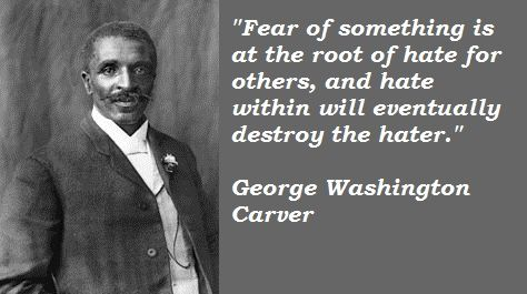george washington carver essay outline