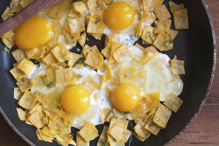 Tex-Mex Migas Recipe — Dishmaps