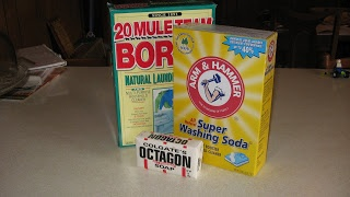 Homemade Laundry Detergent (original recipe I'm  | Cleaning recipes