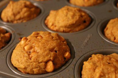 Butterscotch Pumpkin Muffins | Tasty Kitchen: A Happy Recipe Community ...