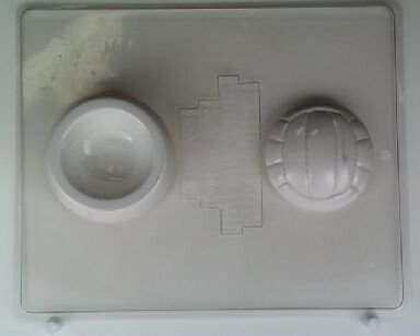 volleyball+molds | Volleyball Pour Box Mold