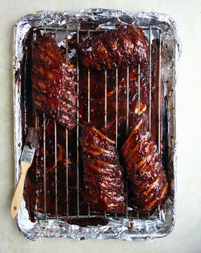 Soy Sauce–Marinated Ribs by Saveur. These Hawaiian-style pork ribs ...