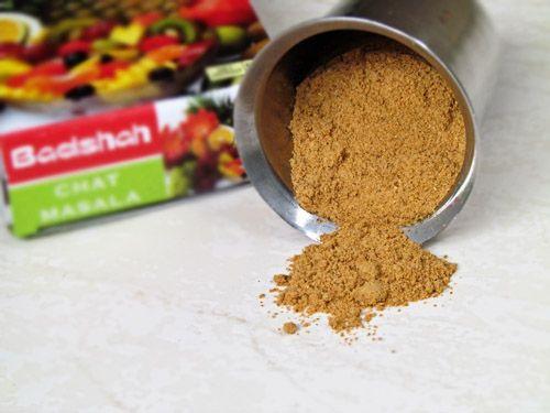 chaat masala | Qtnurse's food experiments | Pinterest