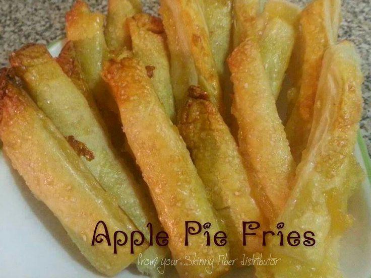 Apple Pie Fries | Desserts | Pinterest