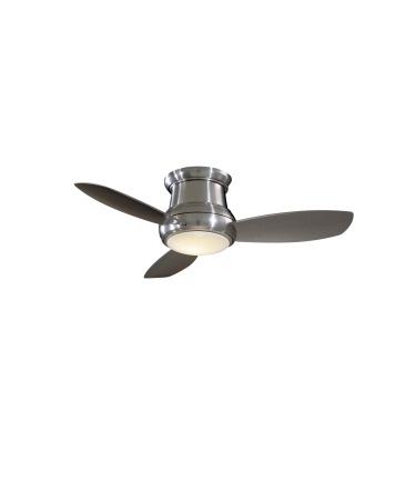 Minka Aire F518-BN Concept II Flush Mount Fan | Capitol Lighting
