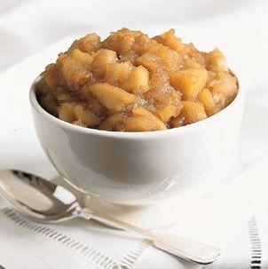 Chunky Applesauce | Desserts | Pinterest