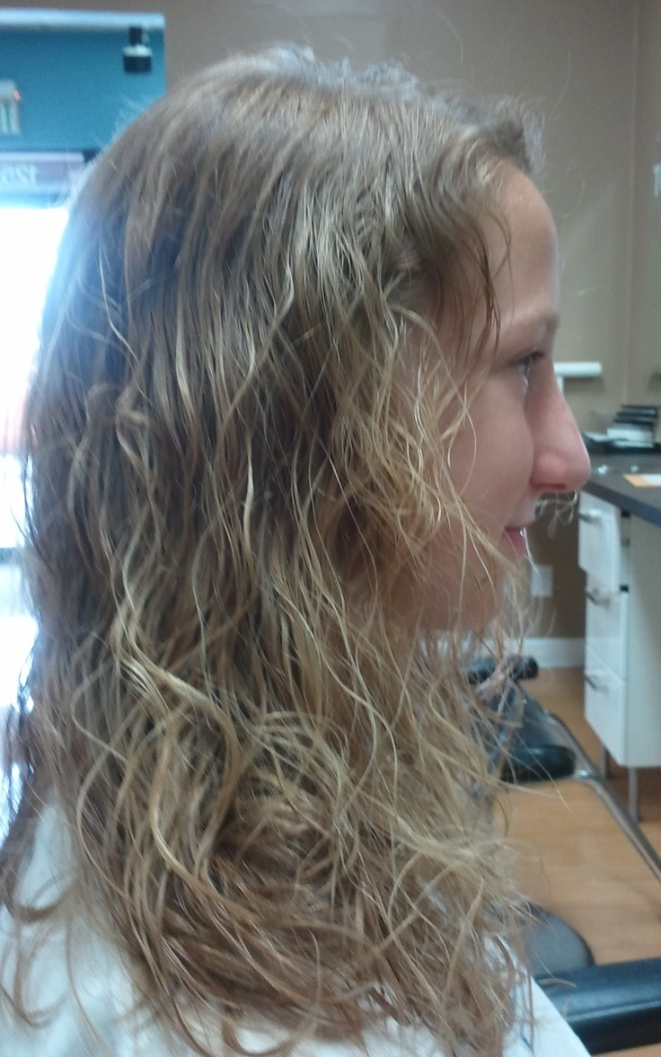 Beach Wave Perm Short Hair Articles And Pictures ...