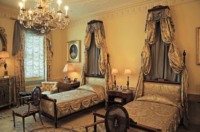 Adam Bedroom Victorian Style Hillwood Bedroom