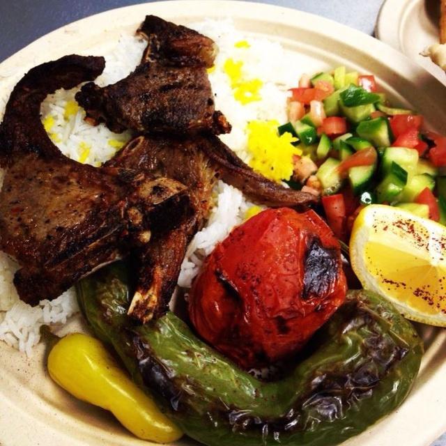 Fiveyearsoffalafel mediterranean food food that my for Mediterranean food menu