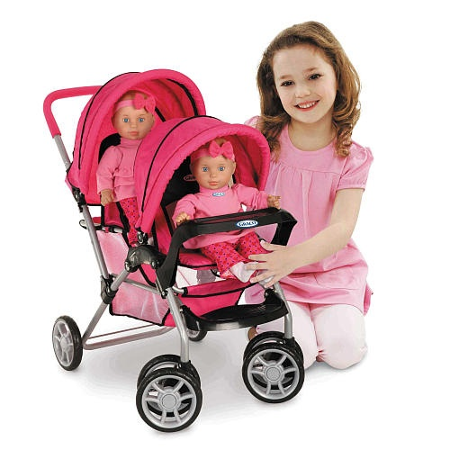 graco duo glider baby doll stroller tamikas favorites pinterest. Black Bedroom Furniture Sets. Home Design Ideas