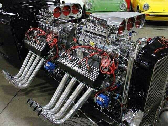 Ram Hemi Supercharger >> Blown Hemi Engines, Blown, Free Engine Image For User Manual Download