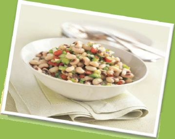 Black-eyed Pea Summer Salad | Recipes from the Farmers Market | Pinte ...