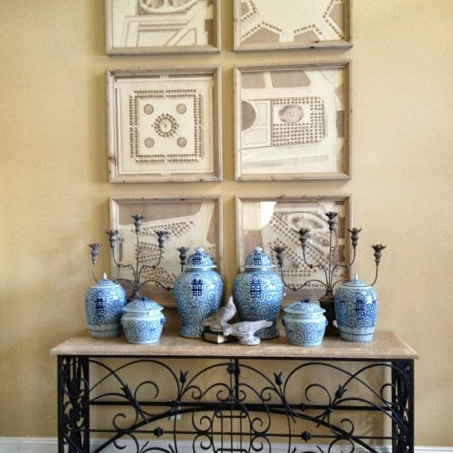 chinoiserie chic blue and - photo #48