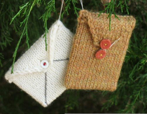 gifts card holders | Knit & Crochet | Pinterest