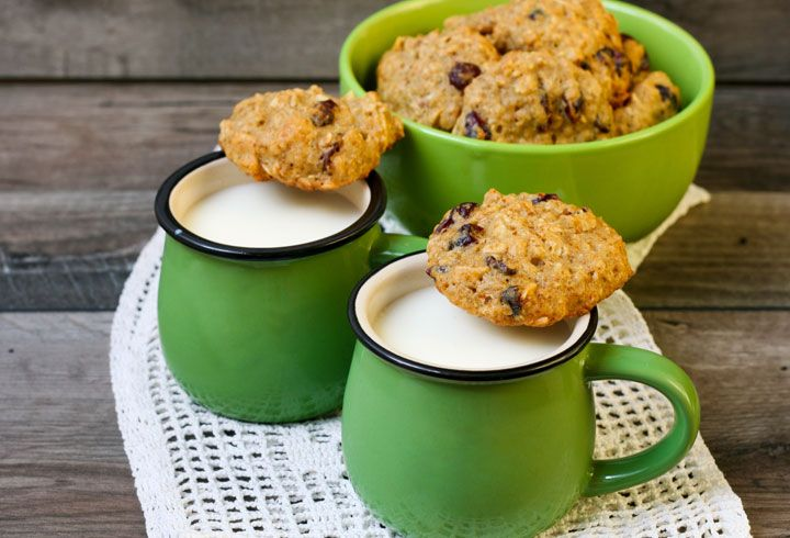 Quinoa Chocolate Chip Cookies | dr oz | Pinterest