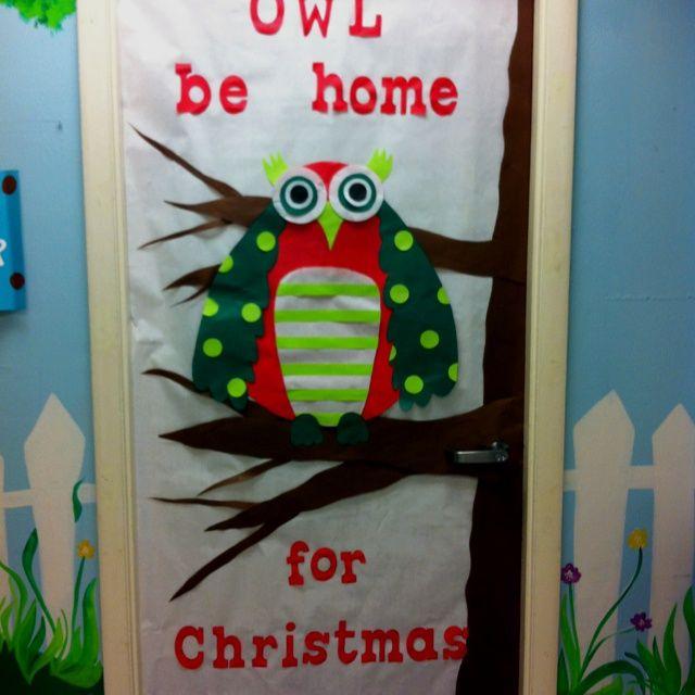 diy christmas classroom door decorations - Christmas Classroom Door Decorations