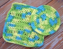 Crocheting for charity is a wonderful gift both for the crafter and ...