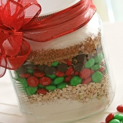 Holiday Cookie Mix | Thing's to make | Pinterest