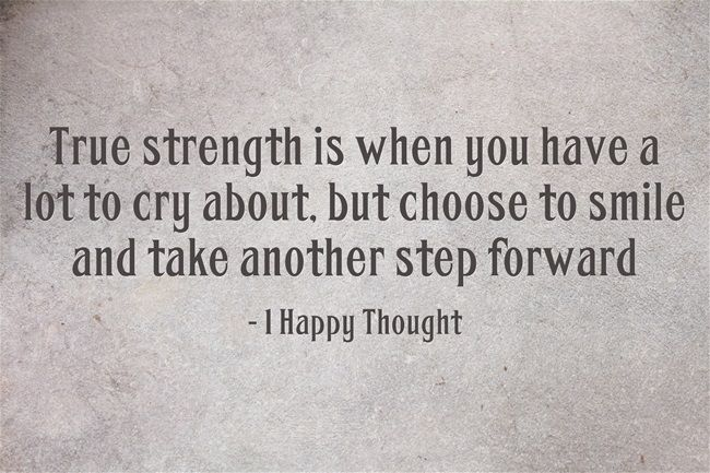 Strength Quotes To Move Forward. QuotesGram