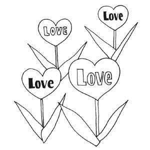 valentine flowers quotes