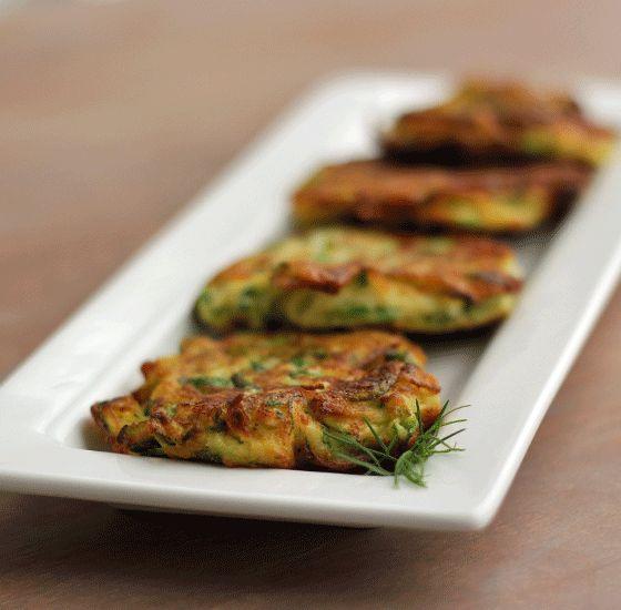Zucchini Fritters | Recipe