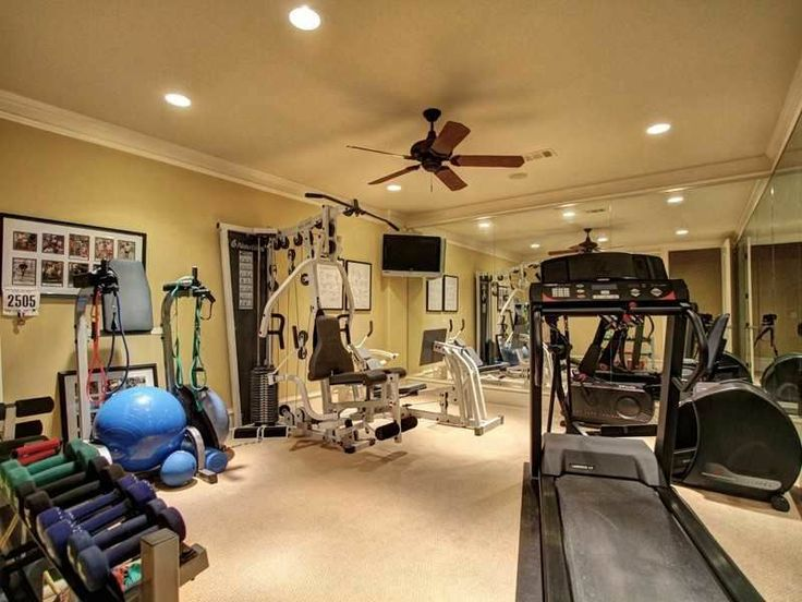 Fully finished home gym marietta ga coldwell banker residential