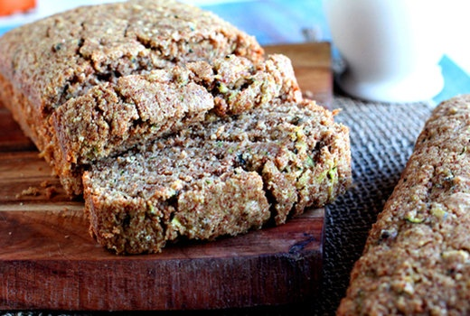zucchini quinoa bread | Yum Yums | Pinterest