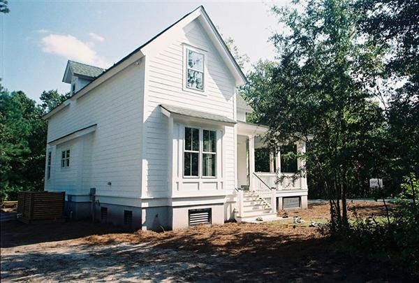 Master Custom Home Builder Charleston The Small Home