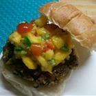 Quinoa Black Bean Burgers Recipe
